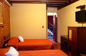 Hotel Andina Luxury Machu Picchu Habitacion Doble