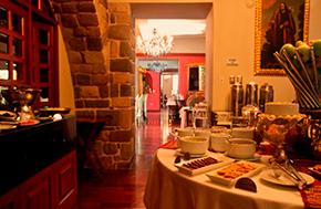 Hotel Aranwa Cusco Breakfast