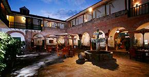 Casa Andina Private Collection Cusco patio