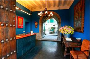 Casa Andina Private Collection Cusco Recepcion