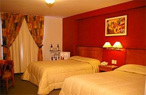 Hotel Casona Plaza Habitacion doble