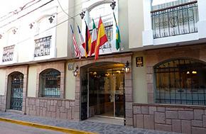 Hotel Casona Plaza Fachada