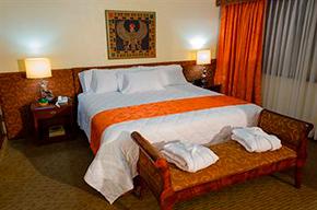 Hotel Faraona Habitacion