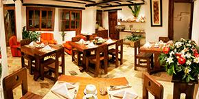 Hotel Hatun Inti Machupicchu Desayuno
