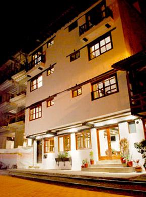 Hotel Hatun Inti Fachada