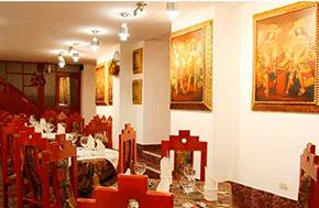 Hotel Hatun Wasi Restaurante