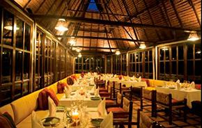 Hotel El Inkaterra Machu Picchu Comedor