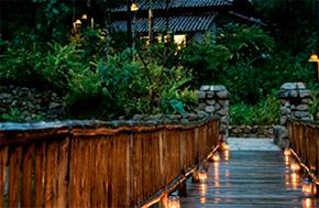 Hotel El Inkaterra Machu Picchu Ingreso