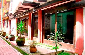 Hotel Inti Inn Fachada