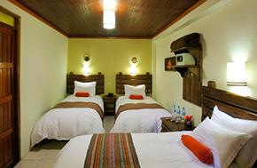 Hotel La Cabaña Habitacion Triple