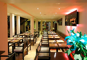 Hotel La Cabaña Habitacion Restaurante
