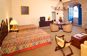 Hotel Libertador Cusco Habitacion Suite