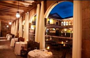 Hotel Libertador Cusco Comedor