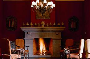 Hotel Marqueses Lobby