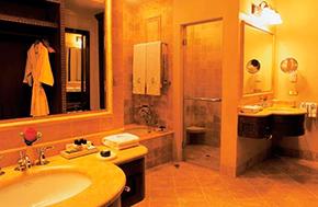 Hotel Monasterio Habitacion Baño