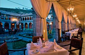Hotel Monasterio Comedor