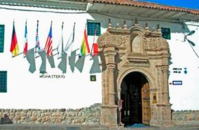 Hotel Monasterio Cusco