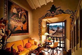 Hotel Monasterio Habitacion