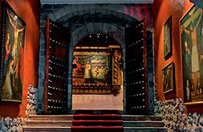 Hotel Monasterio Capilla Bodas