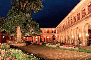 Hotel Monasterio Patio