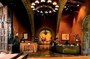 Hotel Monasterio Recepcion