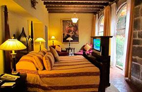 Hotel Monasterio Habitacion Matrimonial