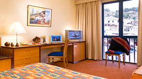 Hotel Novotel Cusco Habitacion