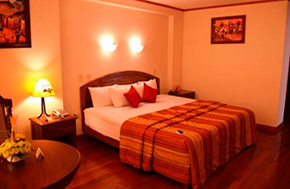 Hotel Samay Habitacion