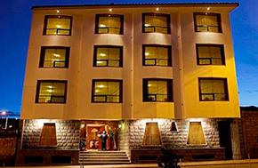 Hotel Samay Fachada