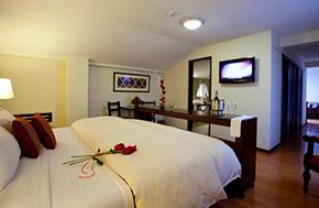 Hotel San Agustin Dorado Habitacion