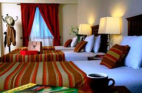 Hotel San Agustin Dorado Habitacion Triple