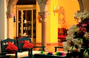 Hotel San Agustin Dorado Lobby