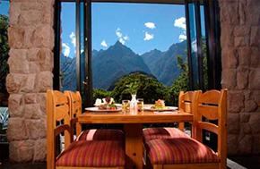Hotel Sanctuary Lodge Comedor