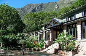 Hotel Sanctuary Lodge
