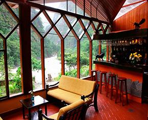 Hotel Santuario Machu Picchu Bar