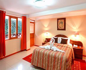 Hotel Santuario Habitacion Simple