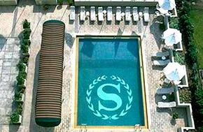 Hotel Sheraton picina