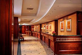 Hotel Sol de Oro Recepcion