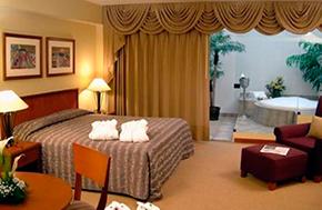 Hotel Sol de Oro Suite Matrimonial