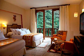 Hotel Sumaq Machu Picchu Junior Suite
