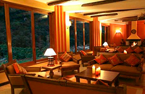 Hotel Sumaq Machu Picchu Sala de Estar