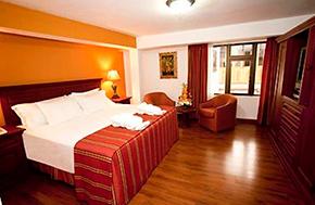 Hotel Terra Andina Deluxe Room