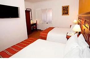 Hotel Terra Andina Habitacion Superior