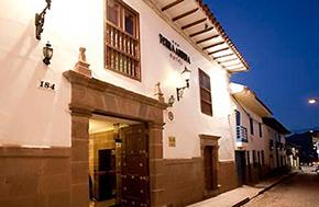 Hotel Terra Andina