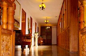 Hotel Terra Andina Hallway