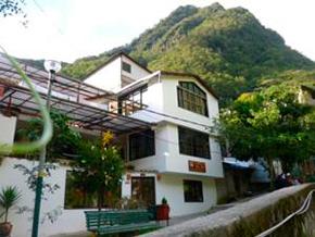 Hotel Terrazas del Inca Fachada