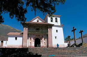Capilla Andahuaylillas