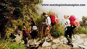 Camino Inca Machupicchu