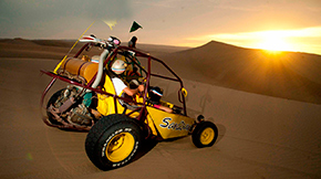 Buggies Huacachina Ica