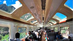 Tren Expedition Machu Picchu